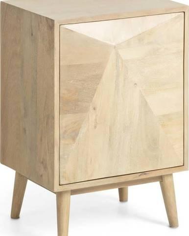 Noční stolek La Forma Sanvy, 60 x 42 cm