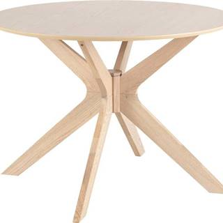 Jídelní stůl Actona Duncan, ø105cm