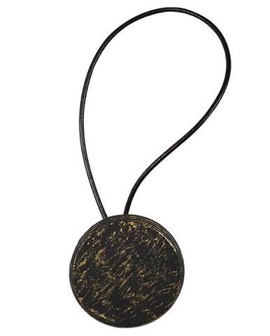 Dekorativní Magnet 99 černo- zlatý