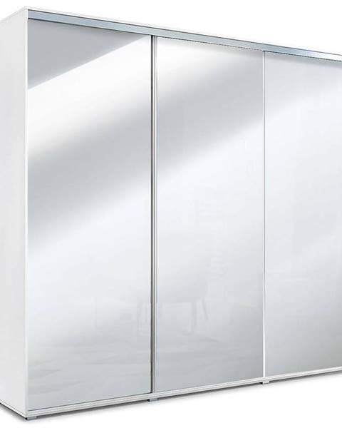 BAUMAX Skříň Jagoda A31 250 Zrcadlo Bílý