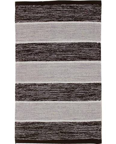 Bavlněný koberec Chevron Stripe 0,8/1,5 Cr-65