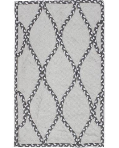 Bavlněný koberec Olesyapok 0,5/0,8 Cr-8703