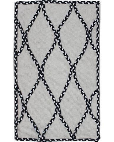 Bavlněný koberec Olesyapok 0,8/1,5 Cr-8703