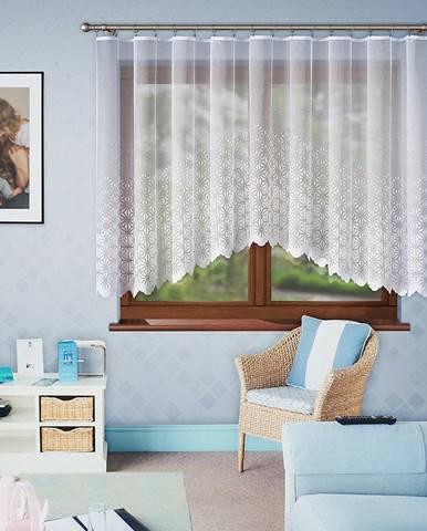 Kusová záclona G336/bílá/300x150