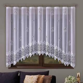 Záclona ESTERA G025/bílá/300x170