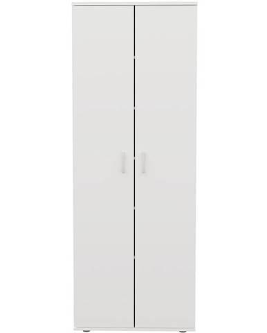 Regál Office Rs-70 2d Bílý Mat