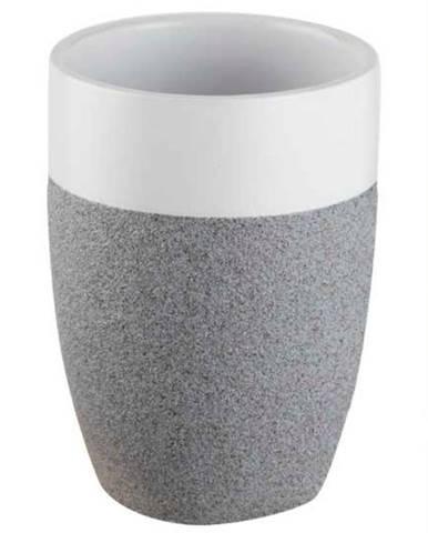 Kelímek Stone šedý 06311