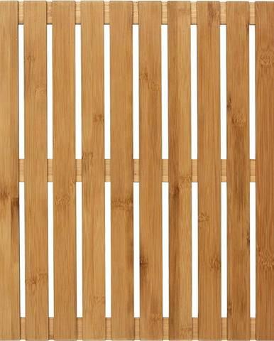 Bambusová univerzální podložka Wenko, 50 x 50 cm