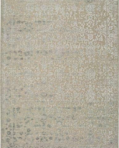 Šedý koberec Universal Isabella, 140x200cm