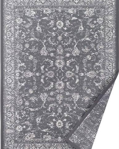 Šedý oboustranný koberec Narma Sagadi, 160 x 230 cm