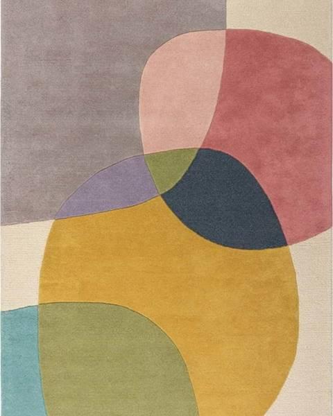 Flair Rugs Vlněný koberec Flair Rugs Glow, 160 x 230 cm