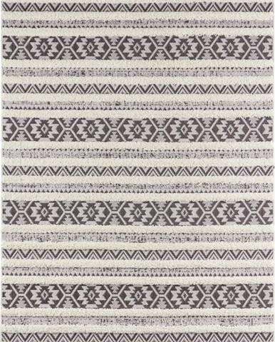 Krémově šedý koberec Mint Rugs Sebou, 200 x 290 cm