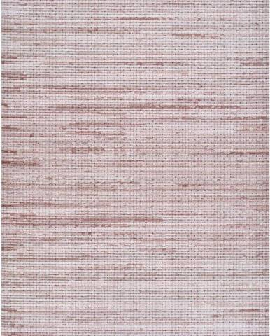 Červený venkovní koberec Universal Vision, 66 x 200 cm