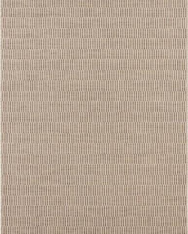 Krémový koberec vhodný i na ven Elle Decoration Brave Dreux, 200 x 290 cm
