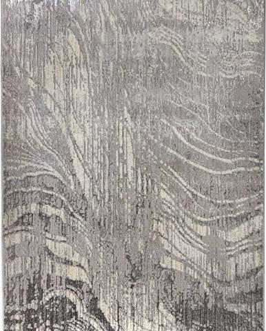 Šedý koberec Flair Rugs Arissa, 200 x 290 cm