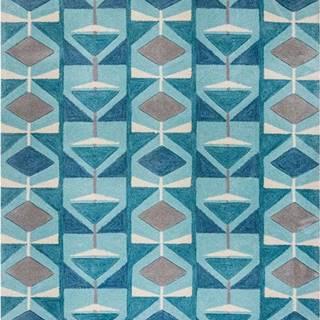 Modrý koberec Flair Rugs Kodiac, 120 x 170 cm