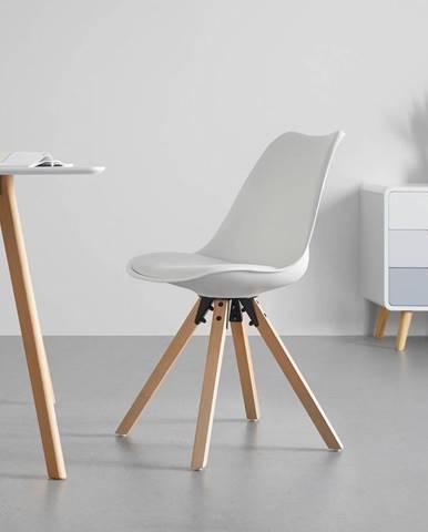 Jídelní Židle Ricky Bílá