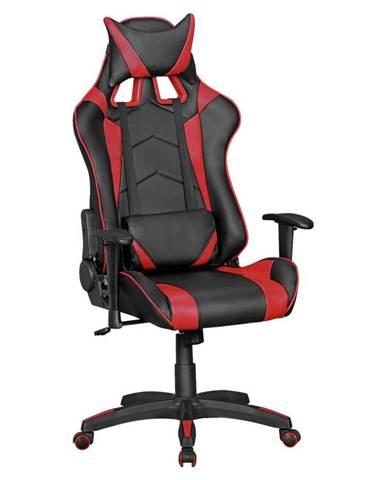 Herní Židle Score Černá/červená