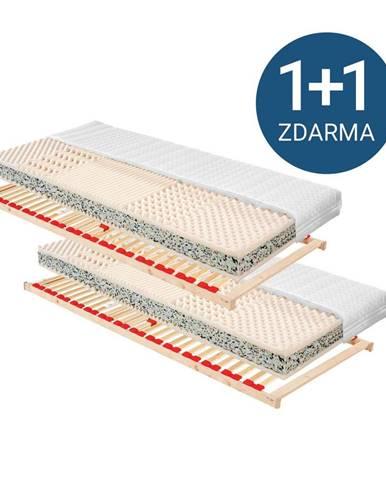 Matrace A Rošt Viva 5 90/200cm 1+1 Zdarma (1*kus=2 Produkty)