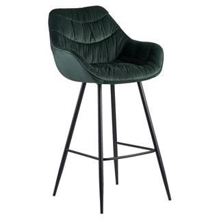 Barová Židle Wohnling Zelená