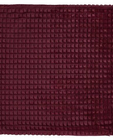 Povlak Na Polštář Mary Soft, 45/45cm, Bordová