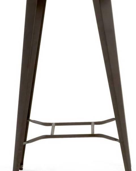 La Forma Barový stůl La Forma Malibu, 60 x 60 cm