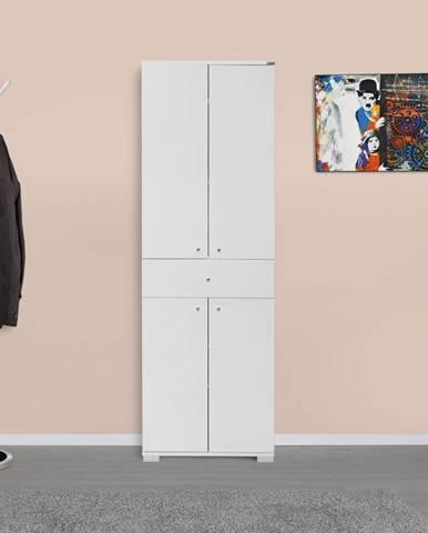 Koupelnová skříňka ADR-441-PP-1, bílý lak