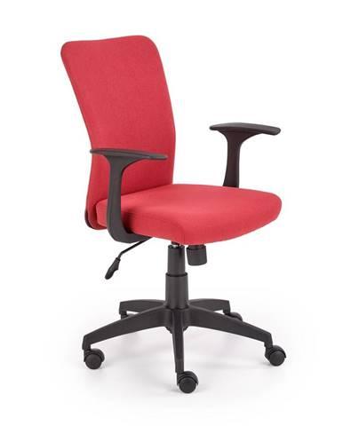 Dětská kancelářská židle NODY, růžová