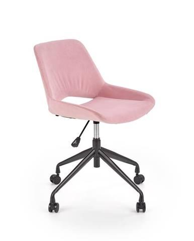 Dětská kancelářská židle SCORPIO, růžová