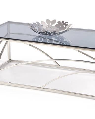 Konferenční stolek UNIVERSE, stříbrná