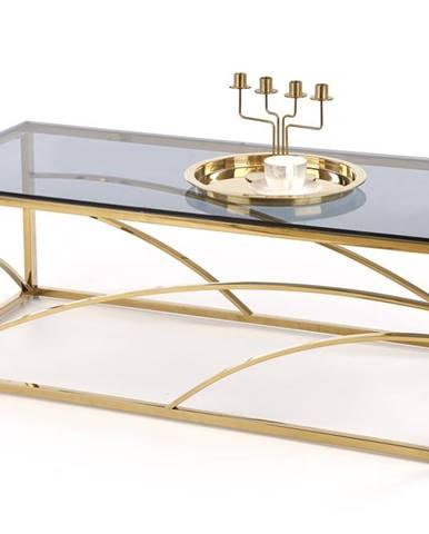 Konferenční stolek UNIVERSE, zlatá