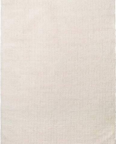 Bílý koberec Universal Shanghai Liso, 160x230cm