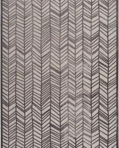 Šedý koberec Universal Farashe, 140 x 200 cm