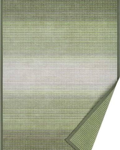 Zelený oboustranný koberec Narma Moka Olive, 200 x 300 cm