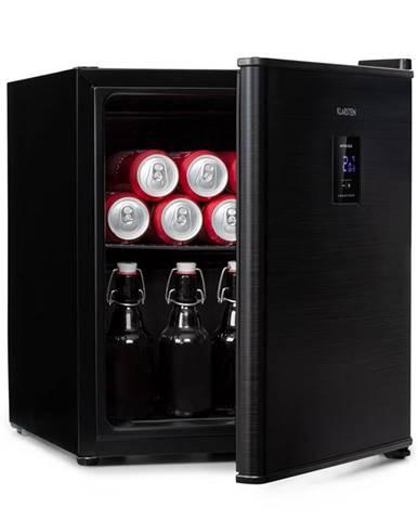 Klarstein Beer Baron, lednice na nápoje, A+, 46 l, 39dB, 0 - 10 °C, černá
