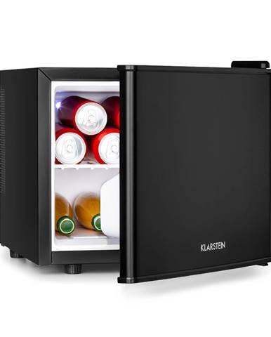 Klarstein Geheimversteck, mini lednice, 2 plochy, 17 litrů, 26dB, termoelektrická