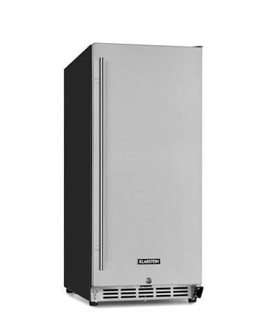 Klarstein OpenAir, outdoorová chladnička, 90 litrů, 1-10 °C, odolná proti povětrnostním vlivům, vhodná na zabudování