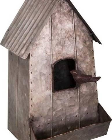 Zinková ptačí budka Antic Line