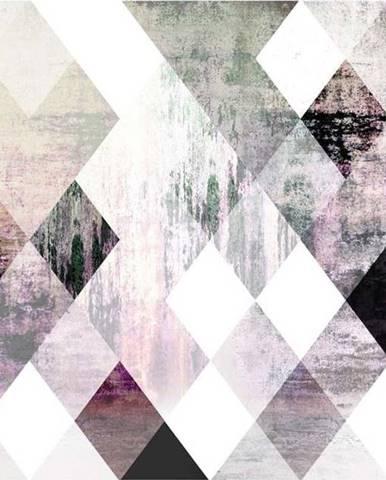 Velkoformátová tapeta Artgeist Rhombic Chessboard,400x280cm