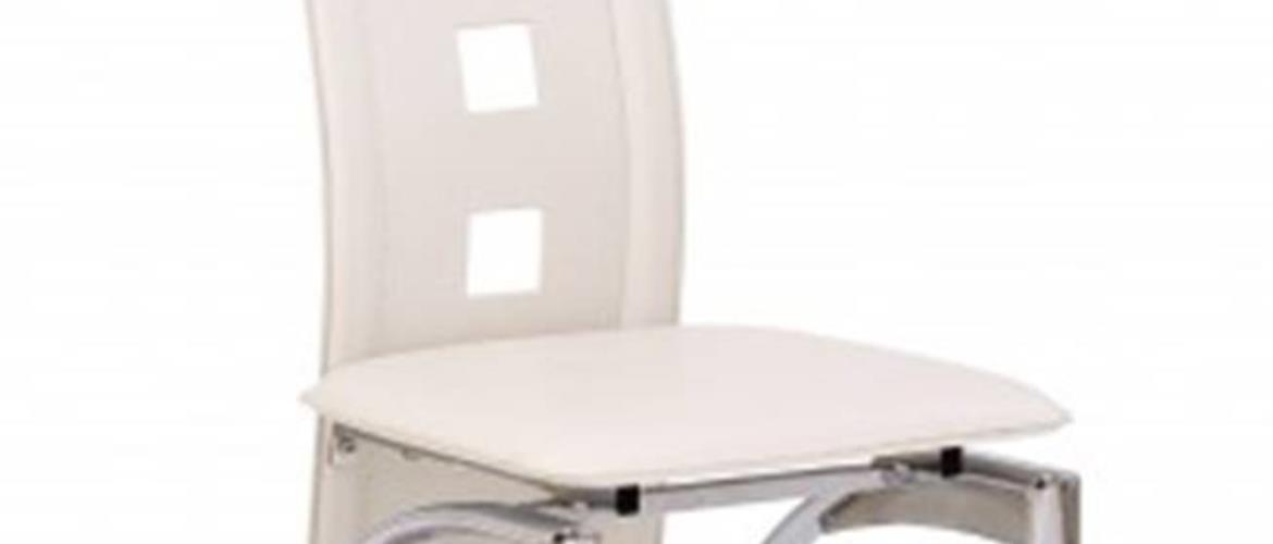 Jídelní židle k4 krémová - ii. jakost