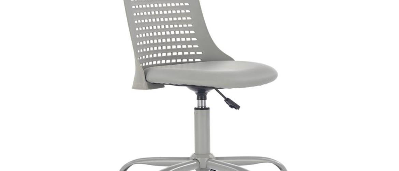 Dětská židle PURE, šedá